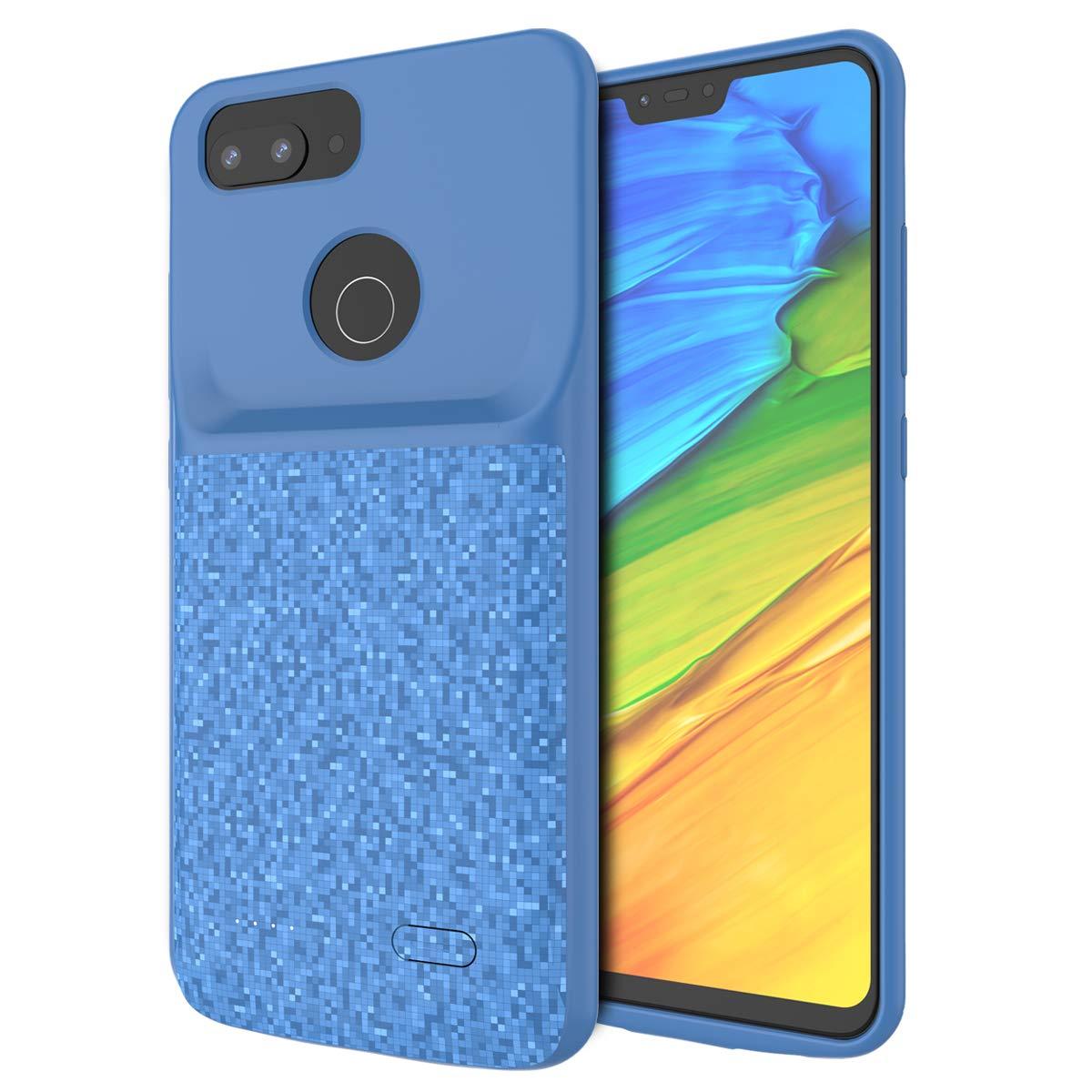promo code 887ea 58e1c Amazon.com: Compatible with Xiaomi Mi 8 Lite 4700mAh Battery Charger ...