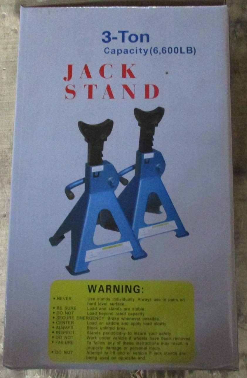 CARTMAN 3 Ton Jack Stands (Sold in Pairs) by CARTMAN (Image #5)