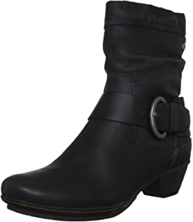 Womens Pikolinos Brujas 801-8003 Boots Black PRN50008