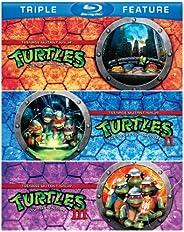 Teenage Mutant Ninja Turtles / Teenage Mutant Ninja Turtles II: The Secret of the Ooze / Teenage Mutant Ninja