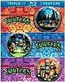 Teenage Mutant Ninja Turtles / Teenage Mutant Ninja Turtles II: The Secret of the Ooze / Teenage Mutant Ninja Turtles III: Turtles in Time (Triple Feature) [Blu-ray]