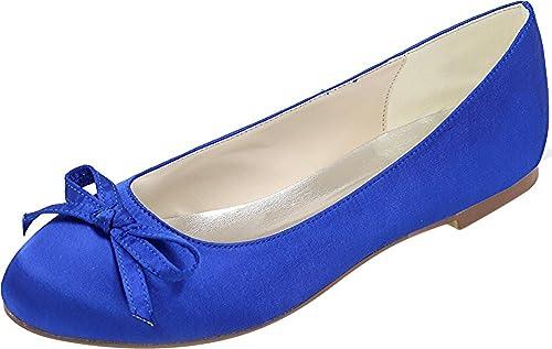 164dcc53 Find Nice - Sandalias con Cuña de Satén Mujer: Amazon.es: Zapatos y  complementos