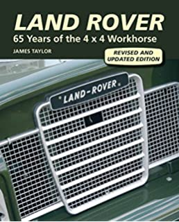 Land rover shire library james taylor 9780747807261 amazon land rover 65 years of the 4 x 4 workhorse fandeluxe Image collections