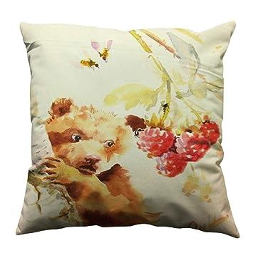 Lywey 2019 Fashion Minimalist Pillow Case Cotton Soft Sofa Throw Cushion Cover Home Decor