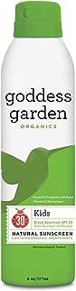 product image for Goddess Garden, Organics, Kids, Natural Sunscreen, SPF 30, 6 oz (177 ml) - 2pc