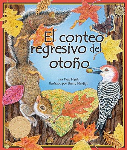El conteo regresivo del otoo [Count Down to Fall] (Spanish Edition)