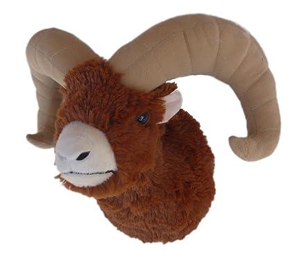 Amazon Com Adore 12 Ram The Bighorn Sheep Plush Stuffed Animal