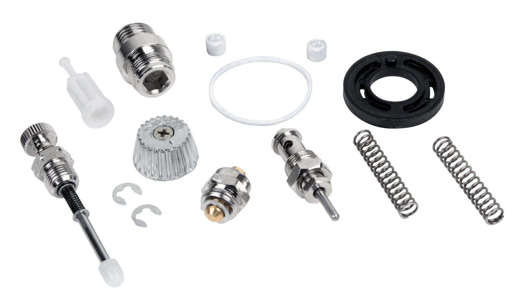 Performance Tool M710K Spray Gun Rebuild Kit for Model Numbers: M708, M710 & M711