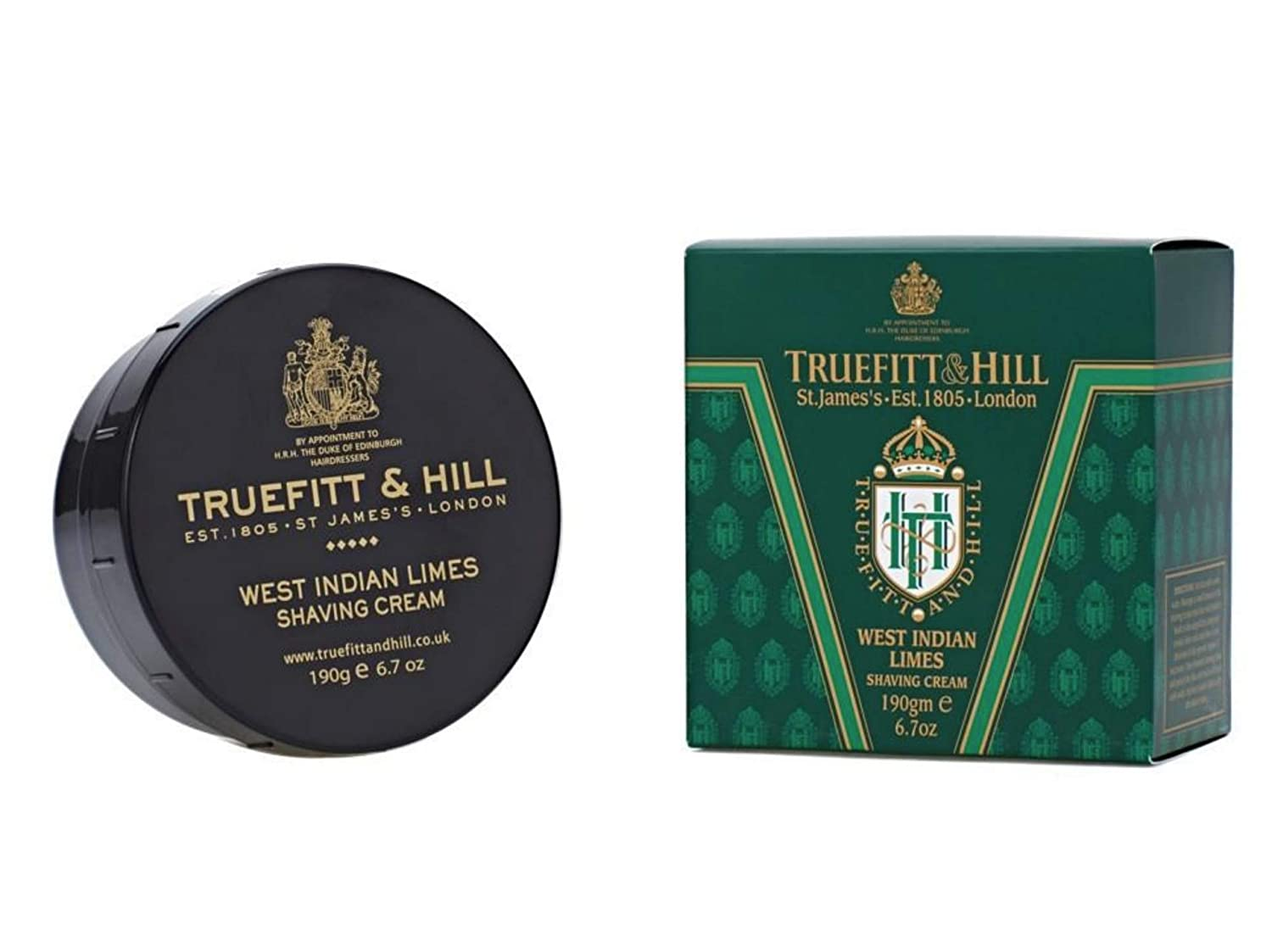 Truefitt & Hill Ultimate Comfort Shaving Cream, 6.7 oz 10003