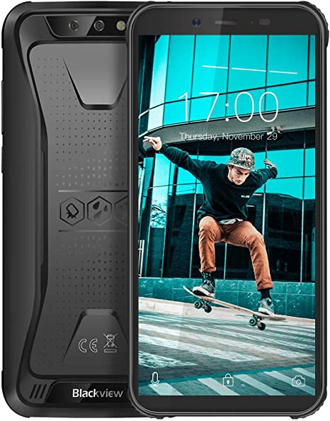 Blackview BV5500 Pro- Rugged Cell Phone Unlocked 4G LTE (AT&T/T ...