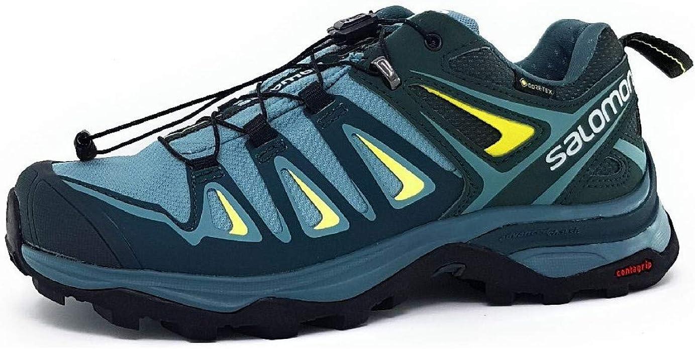 SALOMON X Ultra 3 GTX W, Zapatillas de Senderismo para Mujer ...
