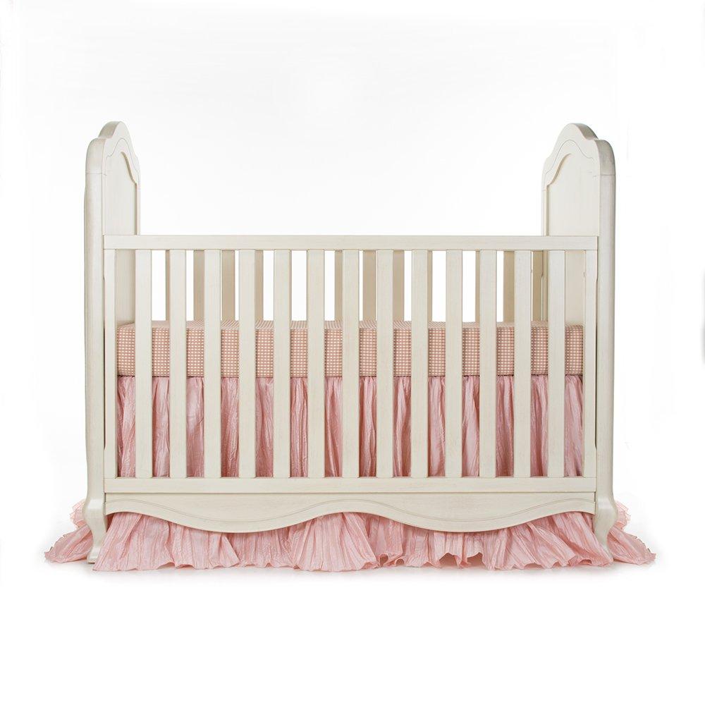 Glenna Jean Maddie 2 Piece Crib Bedding Starter Set, Pink