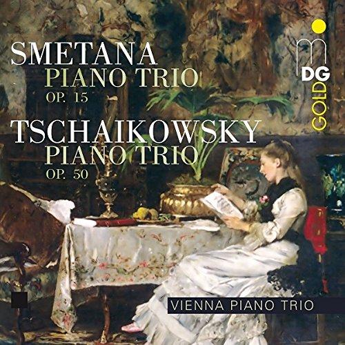 Vienna Trio Piano (Piano Trio Op. 15 & Op. 50)