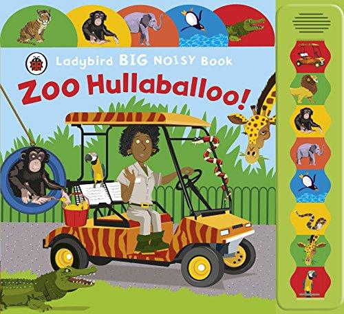Ladybird Big Noisy Book Zoo Hullaballoo