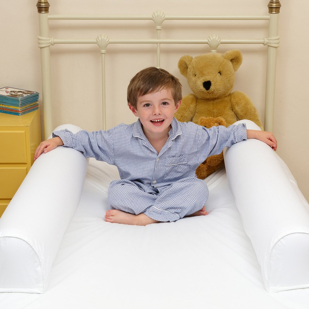 Soft Foam Bed Bumpers for Babies, Toddlers, Kids, Adults