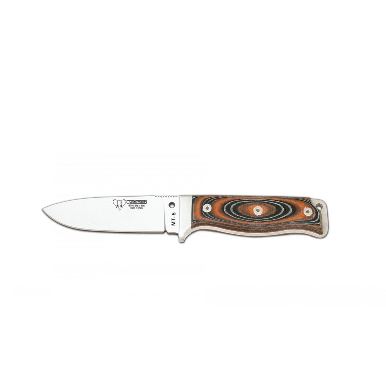 Cudeman Cuchillo de Supervivencia MT-5 120-W Hoja DE 11 cm ...