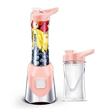 Mini máquina de exprimidor de fruta, taza de jugo, acero inoxidable, completamente automático