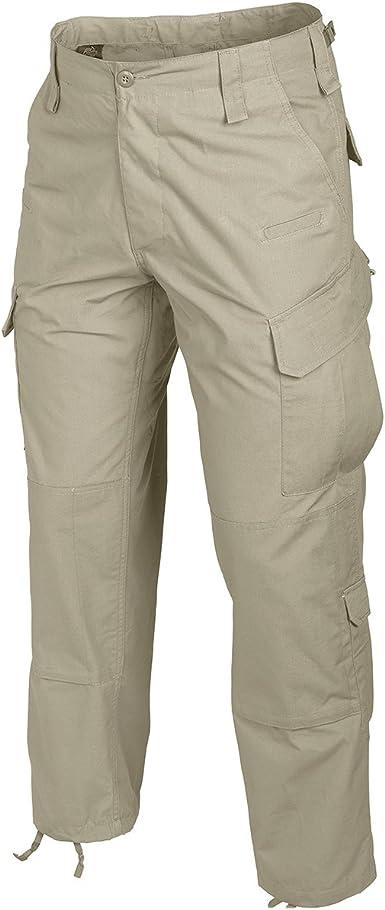 Helikon CPU Pantalones Cotton Ripstop Khaki tama/ño L