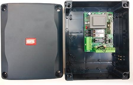 BFT Alcor N Central de control Quadro tarjeta para mecanismos 1 o 2 motores 230 V: Amazon.es: Bricolaje y herramientas