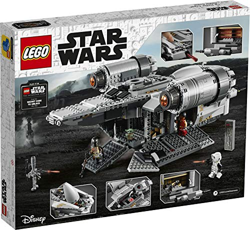 LEGO Star Wars: The Mandalorian The Razor Crest 75292 Exclusive Building Kit, New 2020 (1,023 Pieces)