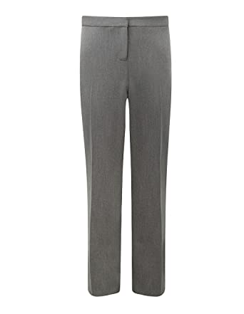 0b8a79a6a886 Girls Junior and Senior Slim Fit School Trousers - Trimley by Banner (Style  7451)