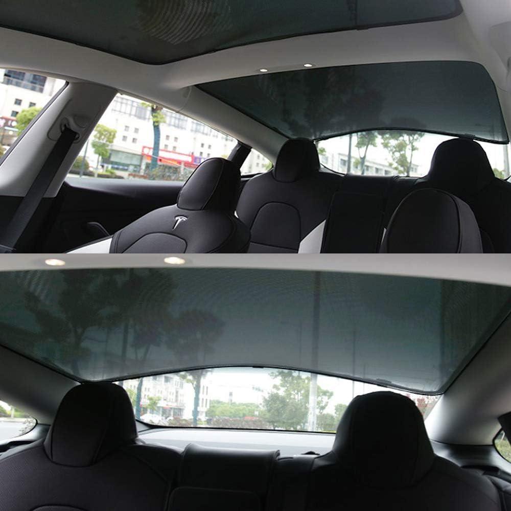 Motrobe Tesla Model 3 Rear Roof Glass Sunshade