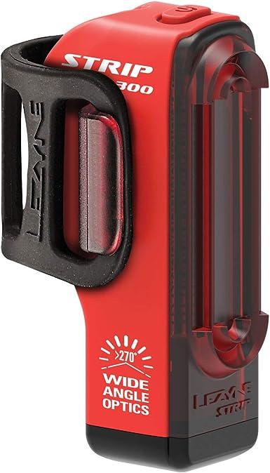 LEZYNE Strip Drive Pro - Luz Trasera para Bicicleta o Bicicleta (LED, Recargable, USB, Unisex, Talla del Fabricante: t.One sizeque): Amazon.es: Ropa y accesorios