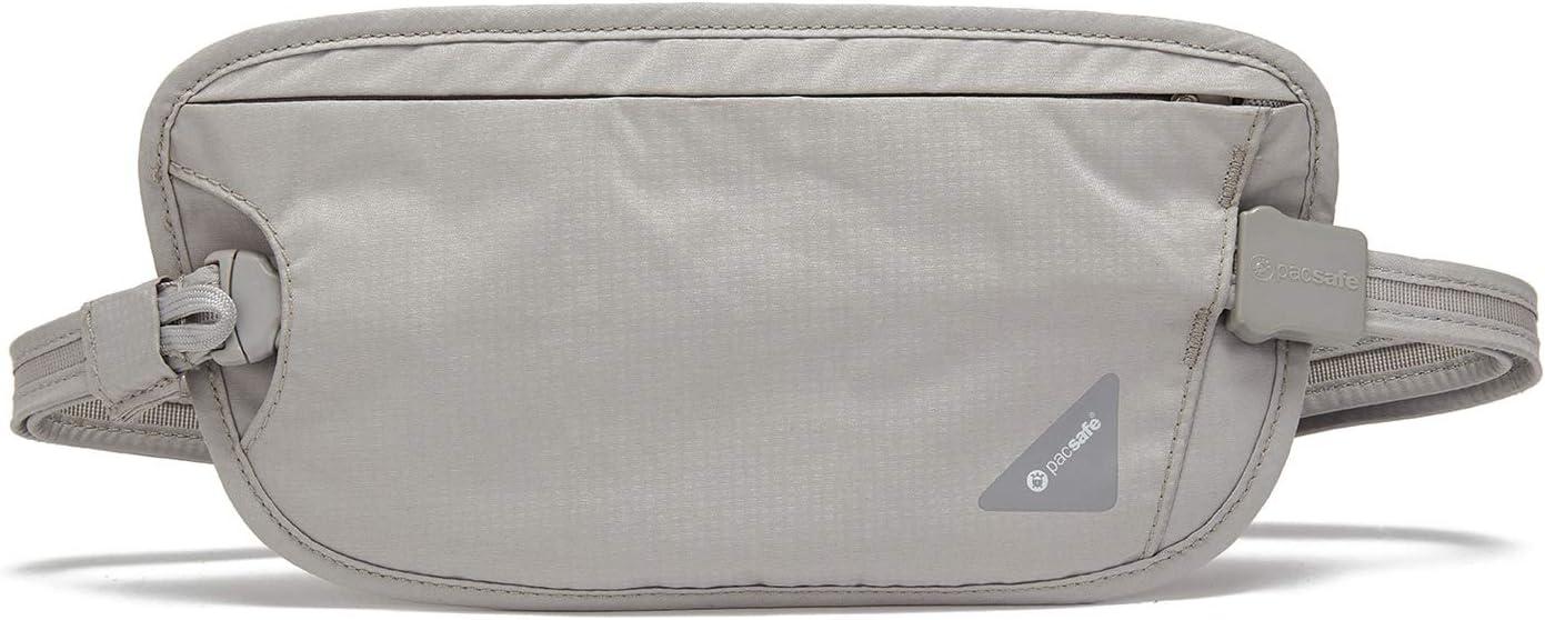 Pacsafe Coversafe X Ceinture de Voyage Gris 26 cm Grey