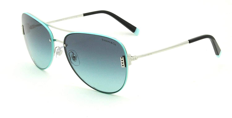 Tiffany & Co. TF 3066 Aviator Gafas de sol para mujer New ...