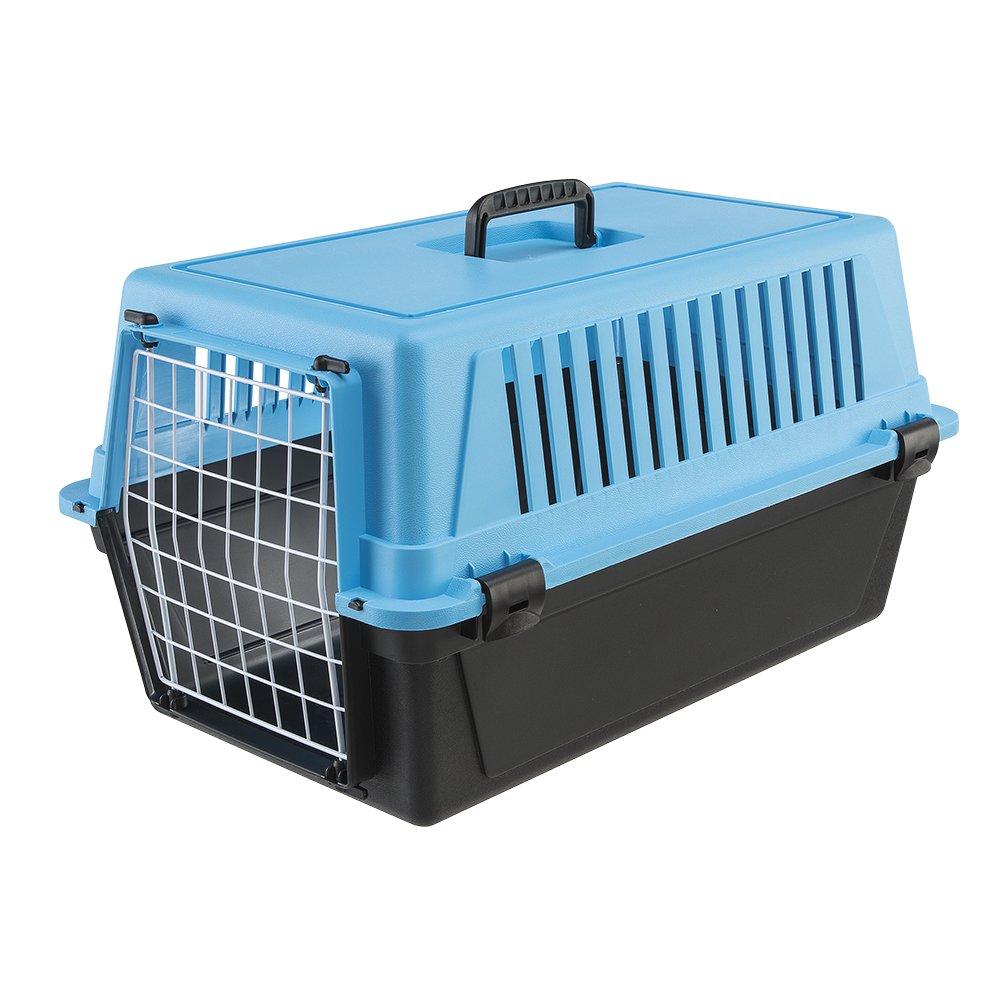 Ferplast Atlas 20 Cat and Dog Carrier, Blue by Ferplast