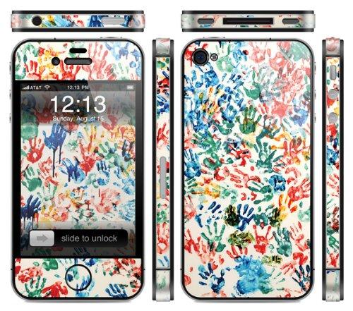 Skin für Apple iPhone 4s - Impressionen