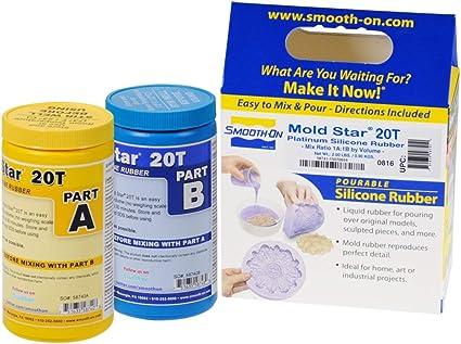 Mold Star Series Trial Kit 15 900gm