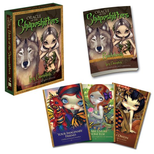 (Oracle of the Shapeshifters: Mystic Familiars for Times of Transformation and)