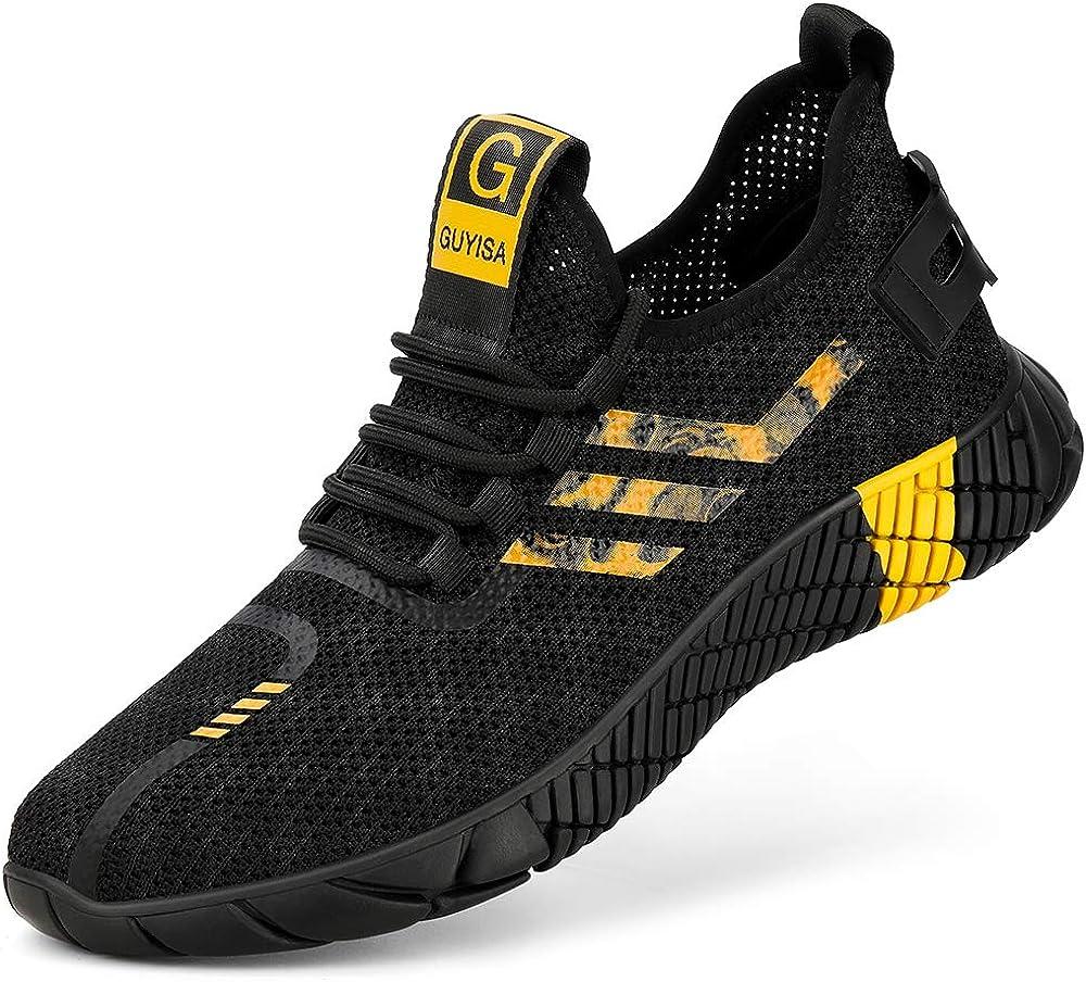 Arillwe Steel Toe Sneakers Men Women