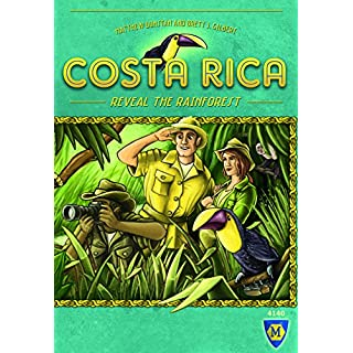 Costa Rica Board Game