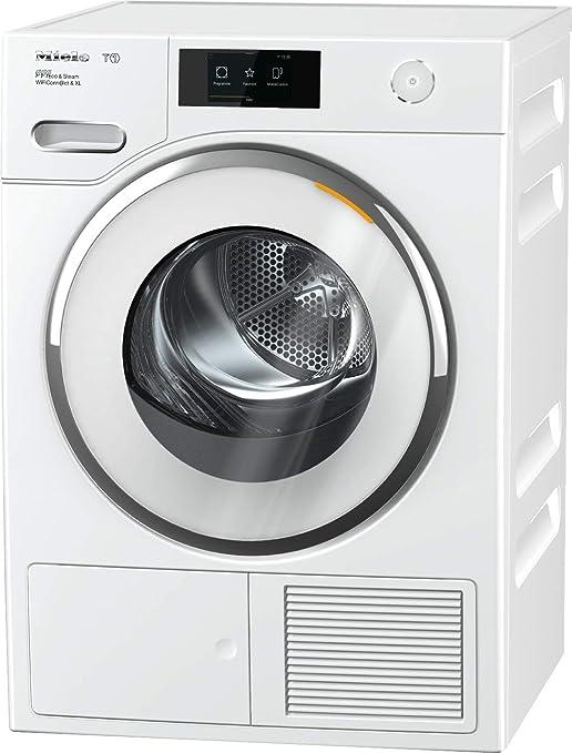 Miele TWR860 WP Eco&Steam WiFi&XL - Lavadora (9 kg): Amazon.es: Hogar