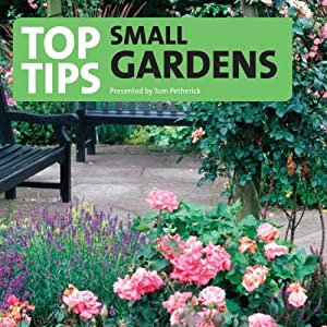 Top Tips for Small Gardens Speech