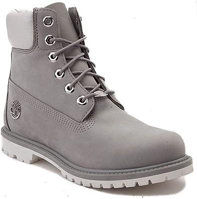 gray timberlands boots womens cheap online