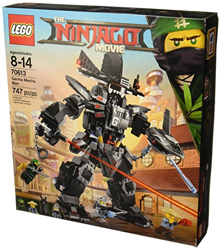 LEGO Ninjago Movie - Garma Mecha Man 70613, 747 Pices Building Toy Construction - Street Shopping Spring