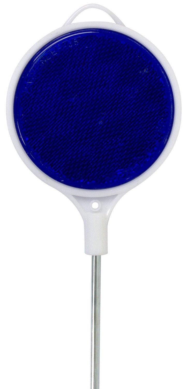 Blazer 376BDM-8 Blue 36-Inch Metal Post Driveway Marker Pack of 8