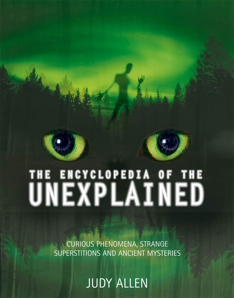 Download Encyclopedia of the Unexplained pdf epub