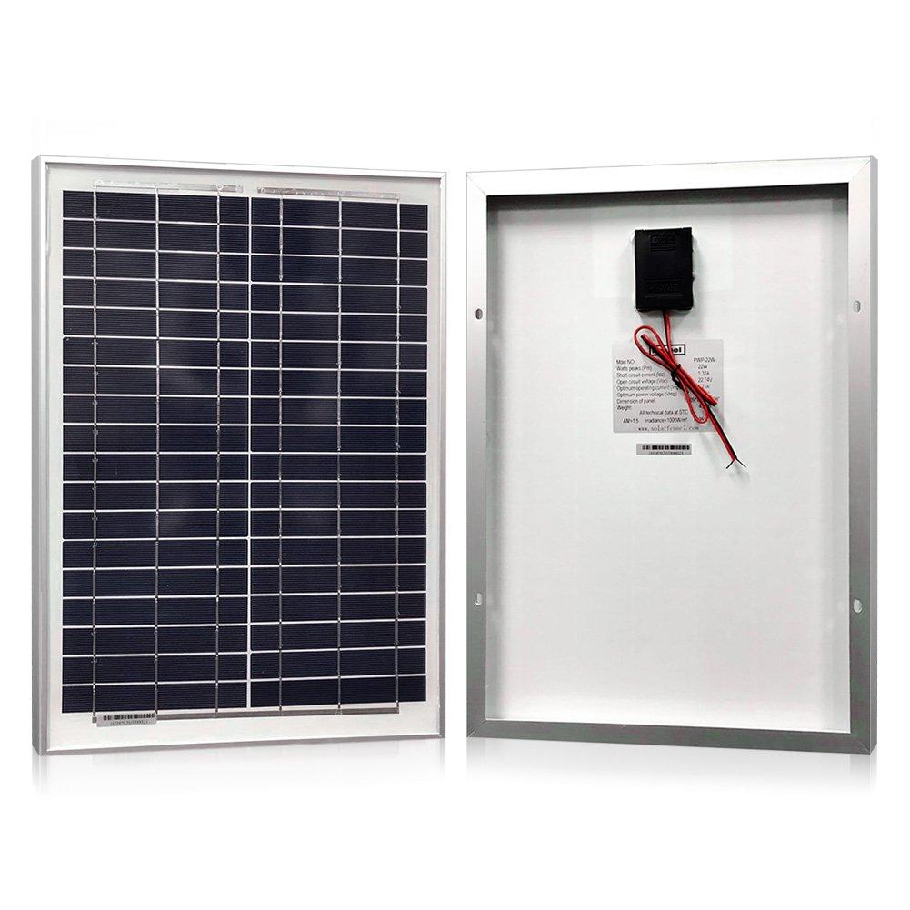 powereco panels- Solar policristal, 10 W, 20 W, 30 W, 40 W para 12 ...