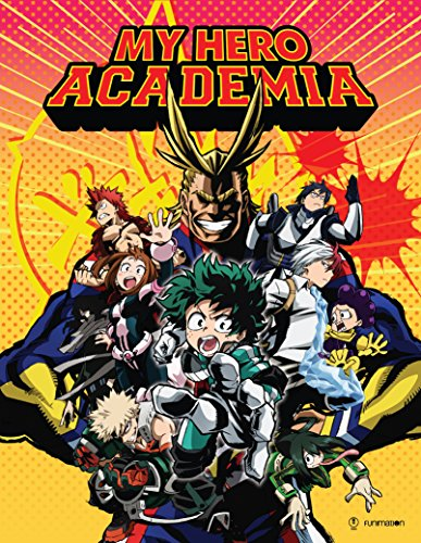My Hero Academia: Season One (Limited Edition Blu-ray/DVD Combo) by Funimation