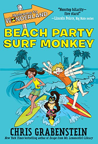 Welcome to Wonderland #2: Beach Party Surf Monkey]()