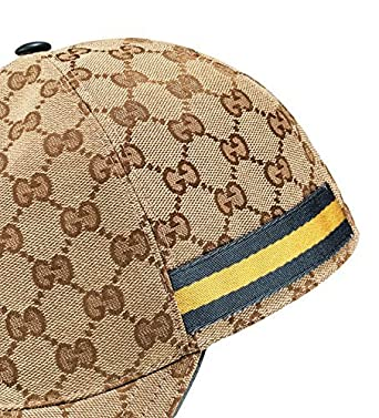 260c1f82c0e Gucci GG Original Canvas Signature Web Baseball Cap