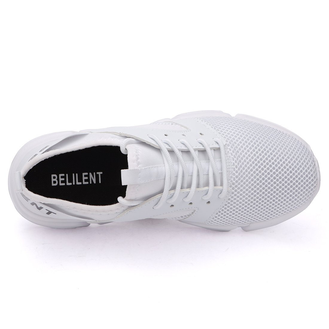 Women's Lightweight Walking Shoes Breathable Mesh Soft Sole for Casual Walk Outdoor Workout Travel Work by Belilent (Image #5)