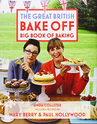 The Great British Bake Off Big Book of Baking PDF
