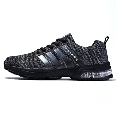 XIDISO Tennis Shoes for Women Running Shoe Lightweight Air Cushion Sport  Cross Training Womens Athletic Sneakers 3647cbfdf6