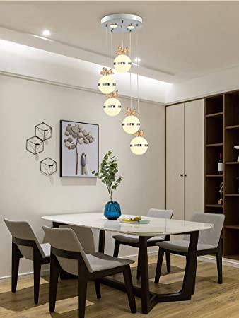Hänge Kron Leuchter Wohn Raum Beleuchtung Kristall Decken Pendel Lampe schwarz