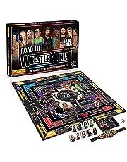 WWE Road to Wrestlemania Board Game